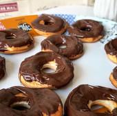 Deliciosos donuts para compartir... o no.