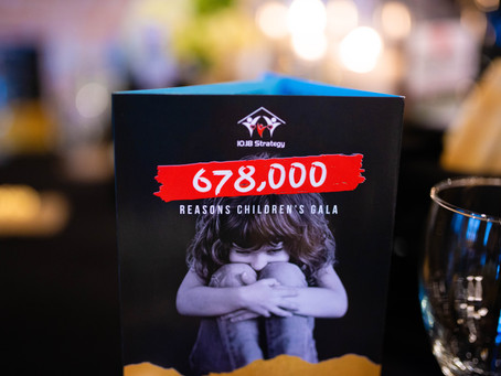 The 678,000 Reasons Gala Was a HUGE Success!