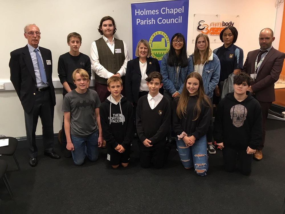 Holmes Chapel Youth Council