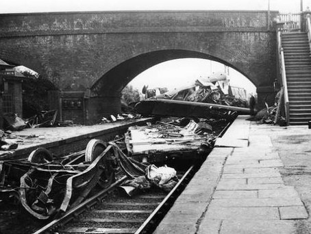 The 1941 Holmes Chapel Rail Crash