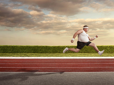 Too Old, Too Overweight, What's stopping YOU?
