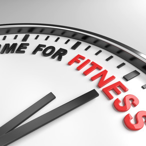 Make Time for Fitness