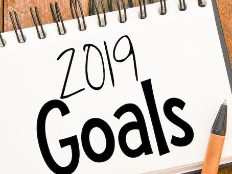 2019 Fitness Goals