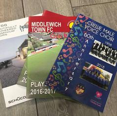 Brochure Small Format Printing