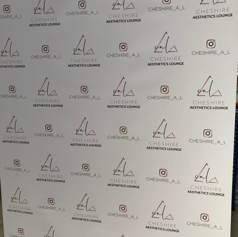 Roll up banner Step & Repeat