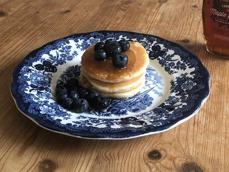 Easy American Pancakes