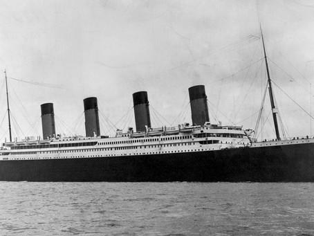 A Titanic discovery