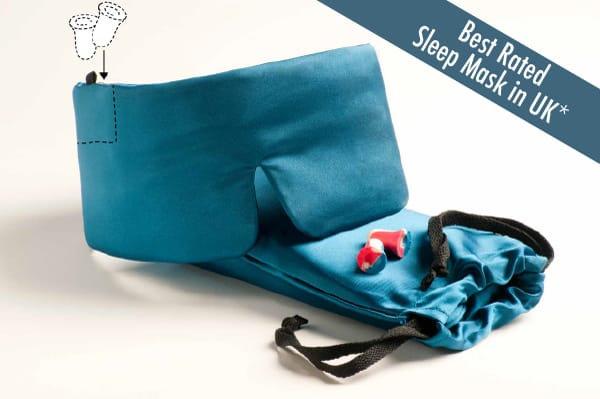 Deluxe Sleep Master® Sleep Mask