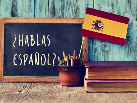 Try Something New... Learn Spanish