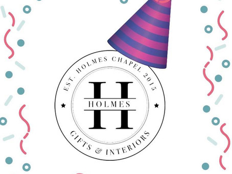 Amy's thoughts... Holmes Chapel Gifts & Interiors