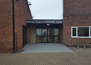 Community Centre Re-opening