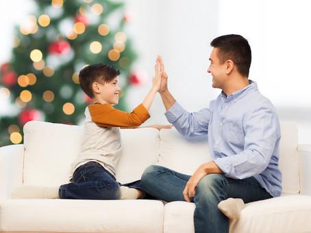 Festive family guidance