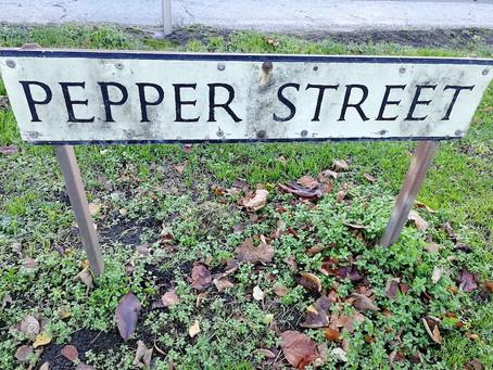 Middlewich History - Pepper Street