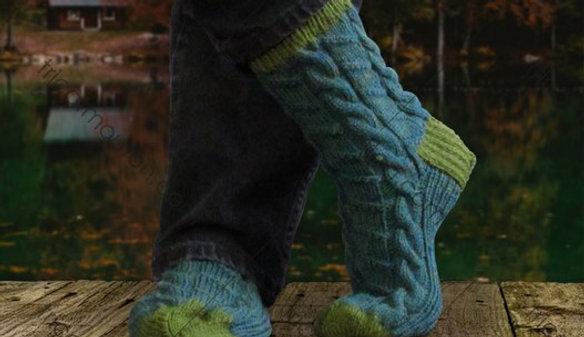 Kit de laine / Knitting Kit #BHK-07