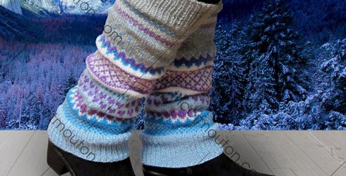 Kit de laine / Knitting kit # WAK-03