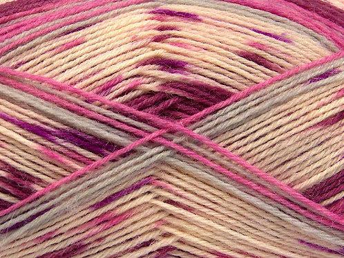 Laine à bas - Design Print Sock - 2 couleurs