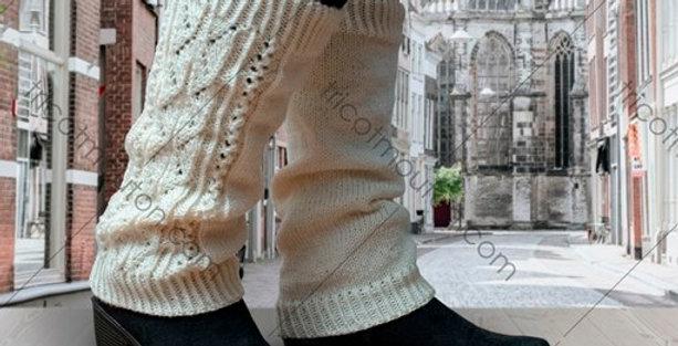 Kit de laine / Knitting kit # WAK-04