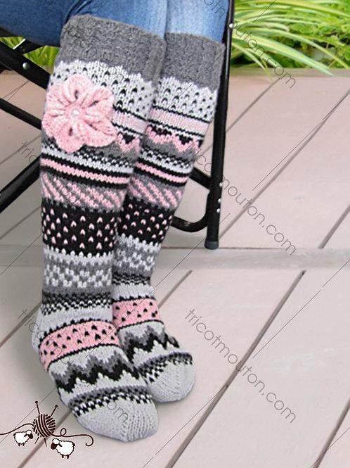 Kit de laine / Knitting kit # BFK-01