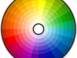 Choisir les couleurs de son tricot avec le cercle chromatique
