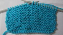 Petit truc de tricot