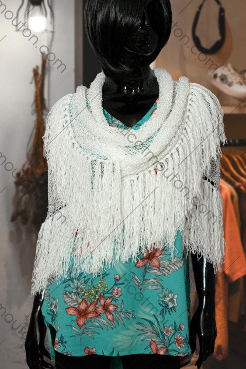 Kit de laine - Châle Élégant #VFK-06