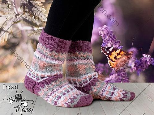 Kit de laine / Knitting kit # CAK-02