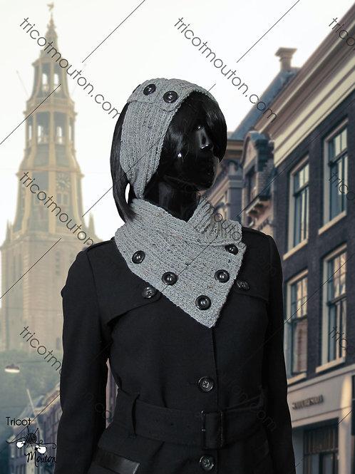 Kit de laine / Knitting kit # TFK-09