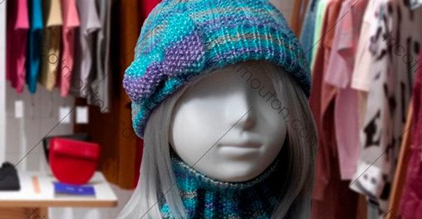Kit de laine / Knitting kit # TFJ-01