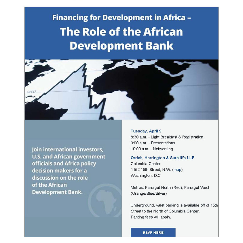 Financing for Development in Africa