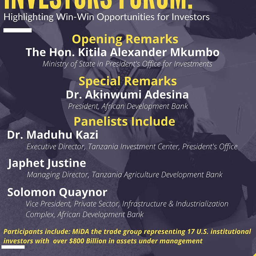 Accountable Africa's: Investor Forum