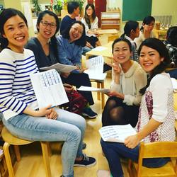 A Teaching Team Shares Their Enthusiasm