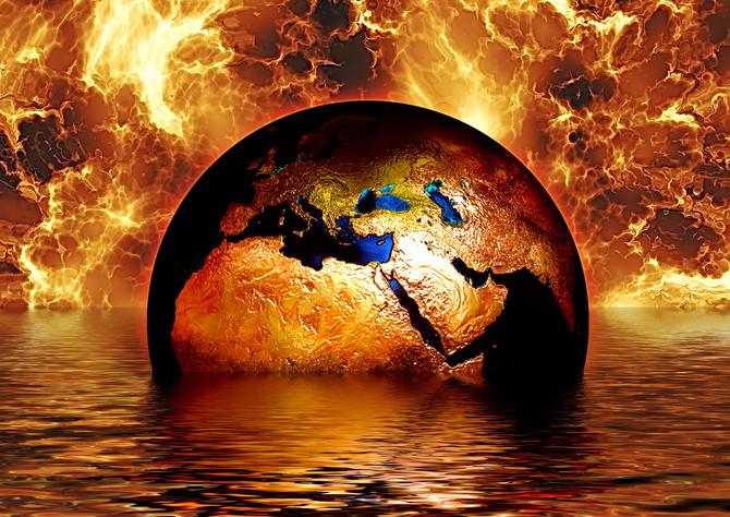 ¿El mundo seguirá ardiendo?