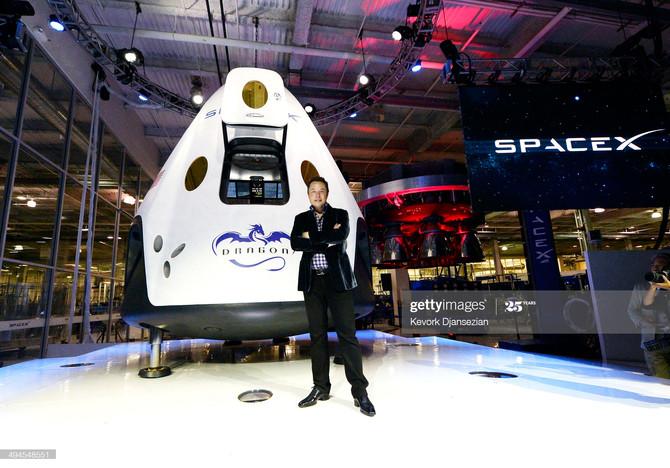 Elon Musk, visionario del Futuro