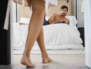 Your Husband Hasn't the Right to Demand Sex