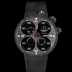 QUATTRO VALVOLE EVOLUTION 44 LUXUARY BLACK