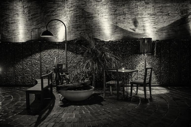 mood shot architecture lighting restaurant