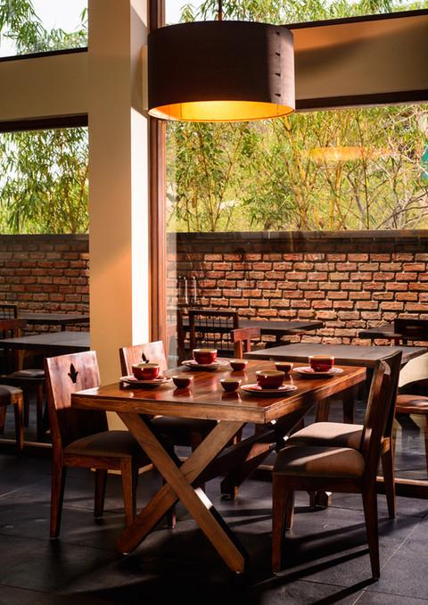 interior photography restaurant