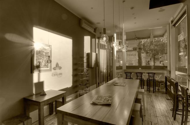 melbourne restaurant interiors