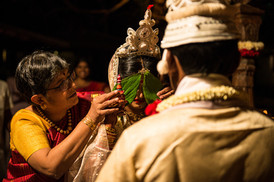 begali wedding bride ritual