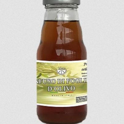 Infuso di foglie di olivo