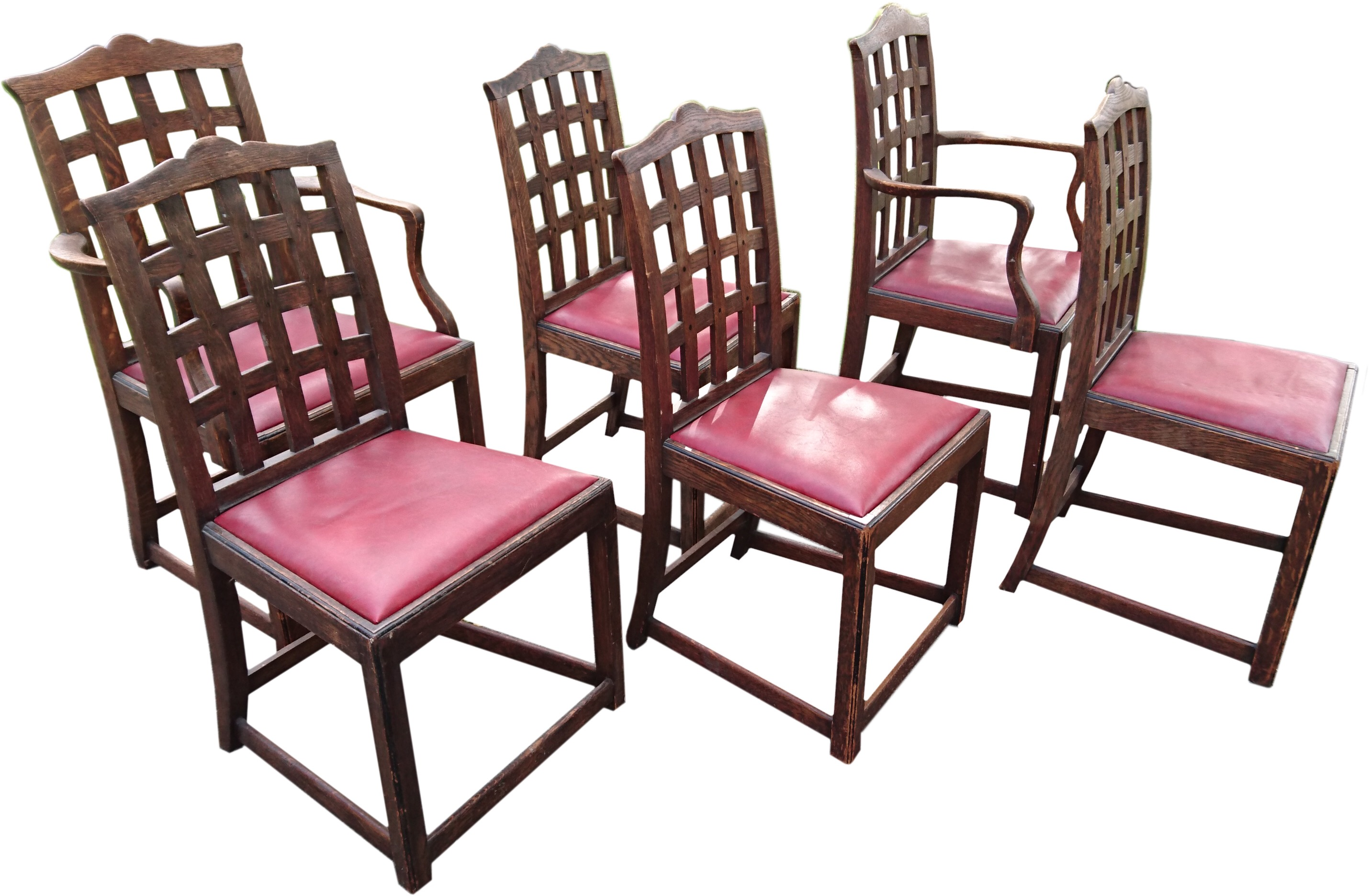 Rare Heals Dining Chairs