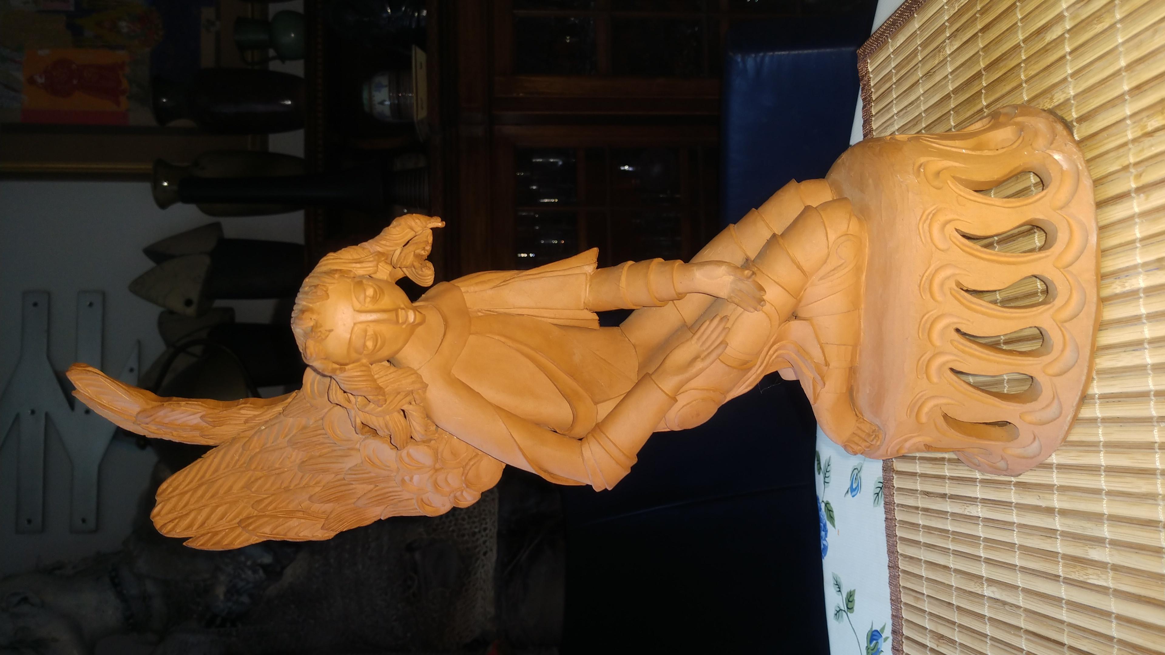 Romola Jane Terracotta Figure