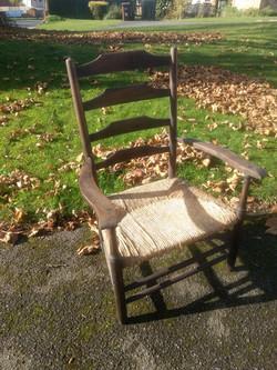 Clissett / Gimson Childs Chair