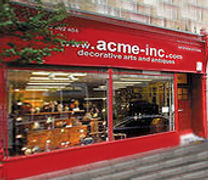 acme inc., acme-inc, acme-art, bexhill-on-sea, shop, gallery, art, antiques