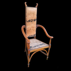 J.S. Henry Arts and Crafts Chair