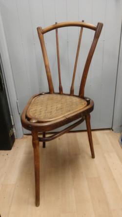 Thonet Triangular Chair