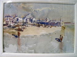 Low Water St. Ives Ca. 1970