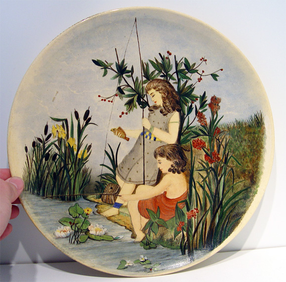 MINTON Charger 1877
