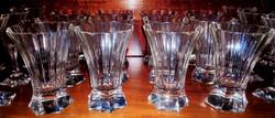 Rare Suite of Moser Glassware