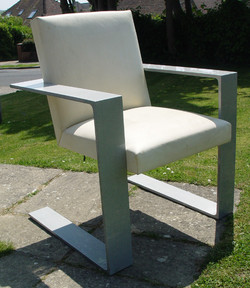 Ralph Lauren Carbon Fibre Chair